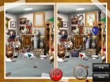 Detective Agency Windows Spot-the-differences game