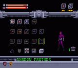 Phantom 2040 Genesis the inventory, theres a lot of weapons to collect and use