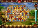 Cradle of Persia Windows I used a level 4 dynamite. Level 1 destroys one cell, level 2, five cells, level 3, thirteen cells.
