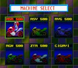 GP-1 SNES Select a bike