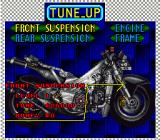 GP-1 SNES Tune up screen