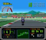 GP-1 SNES Qualifying for a race