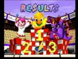 Chocobo Racing PlayStation The Winner circle