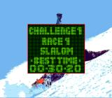 Tommy Moe's Winter Extreme: Skiing & Snowboarding SNES Attempt to beat the best time