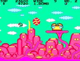 Fantasy Zone SEGA Master System The second level