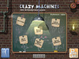 Crazy Machines: The Inventor's Workshop Windows Main Menu