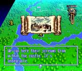 Ogre Battle SNES Liberated towns will provide information.
