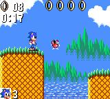 Sonic the Hedgehog Game Gear Jumping fish