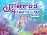 Barbie Mermaid Adventure Windows Title screen