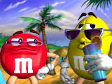 M&M's: The Lost Formulas Windows Opening cinematic