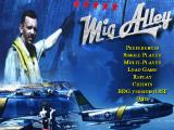 Mig Alley Windows Main Menu
