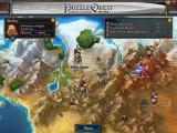 Puzzle Quest: Challenge of the Warlords Windows As your quest continues, you will visit more and more places.