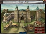 Puzzle Quest: Challenge of the Warlords Windows Your citadel (fully constructed).