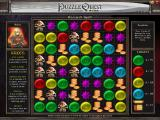 Puzzle Quest: Challenge of the Warlords Windows Spell research: Rules on the left, objectives on the right.
