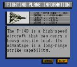 Lock On SNES Plane details