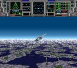 Lock On SNES Flying the F-14