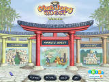 Mah Jong Quest Windows Title screen and menu