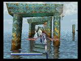 Panzer Dragoon SEGA Saturn First Level - Aquatic Ruins