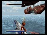 Panzer Dragoon SEGA Saturn First Level Boss - Giant Airship