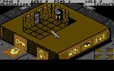 HeroQuest Commodore 64 Discovered a Room