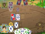 SKIP-BO: Castaway Caper Windows Round 1 of the first challenge