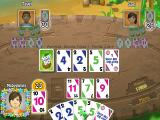 SKIP-BO: Castaway Caper Windows Against two adversaries