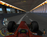 Grand Prix 4 Windows Front view of tunnel at Monaco.
