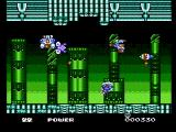 Metal Fighter NES Aliens attacking