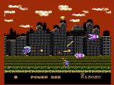 Metal Fighter NES Enemies can fly or move along the ground