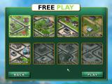 Plan It Green Windows Free play mode - district selection
