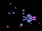 Metal Fighter NES An end of level boss