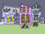 Gahan Wilson's The Ultimate Haunted House Windows 3.x The haunted house
