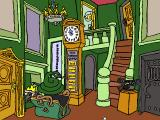 Gahan Wilson's The Ultimate Haunted House Windows 3.x Game start