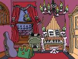Gahan Wilson's The Ultimate Haunted House Windows 3.x Music room