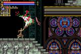 Castlevania: Circle of the Moon Game Boy Advance Behold the power of Mars!