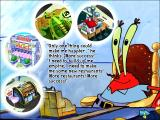 SpongeBob SquarePants: Diner Dash Windows Eugene H. Krabs daydreaming about money