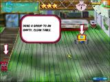 SpongeBob SquarePants: Diner Dash Windows Game start