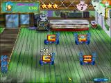 SpongeBob SquarePants: Diner Dash Windows Four tables full