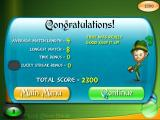 Luck Charm Deluxe Windows Congratulations! You finished the level.