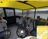 Ship Simulator 2006 Windows Passangers on a Taxi Boat