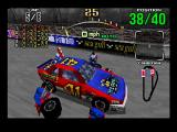 Daytona USA SEGA Saturn You can make a pit-stop, but it just wastes time.