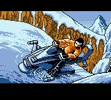 Action Man: Search for Base X Game Boy Color Where is my ski babe?