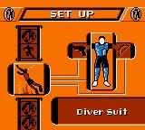 Action Man: Search for Base X Game Boy Color Change of suit