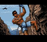 Action Man: Search for Base X Game Boy Color Up for a little climb?
