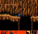 Action Man: Search for Base X Game Boy Color That is one big bug...