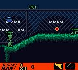 Action Man: Search for Base X Game Boy Color On the compound