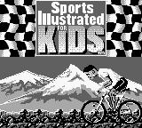Sports Illustrated for Kids: The Ultimate Triple Dare Game Boy An unhappy biker