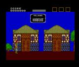 Lord of the Sword SEGA Master System In Game