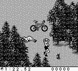 Sports Illustrated for Kids: The Ultimate Triple Dare Game Boy A mountain lion?