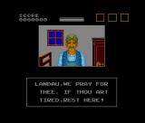 Lord of the Sword SEGA Master System In Game (Talking)